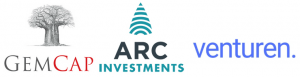 GemCap, ARC Investments, Venturen.
